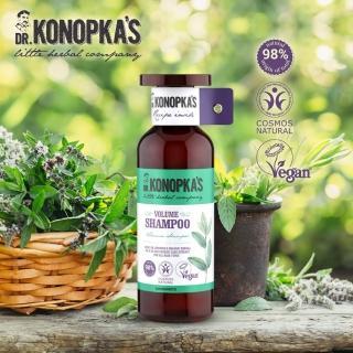 Dr.Konopka豐盈濃密植萃洗髮精VIP款