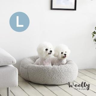【Woolly】甜甜圈寵物睡墊 L(寵物睡墊/睡床)