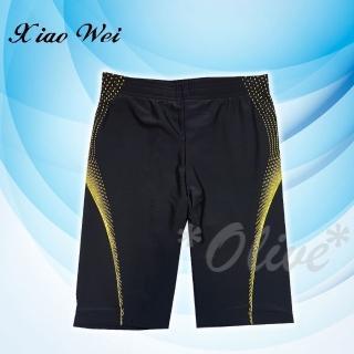 【小薇的店】舒沛品牌時尚大男七分泳褲(NO.S8812)
