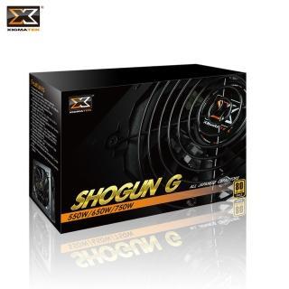 【Xigmatek富鈞】Shogun G/將軍 G(650W 80Plus 金牌 電源供應器)