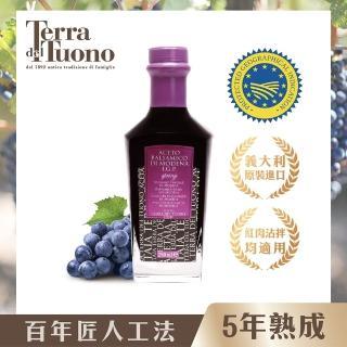 【義大利Terra Del Tuono】巴薩米克醋Spring(250ml/春天紫標)