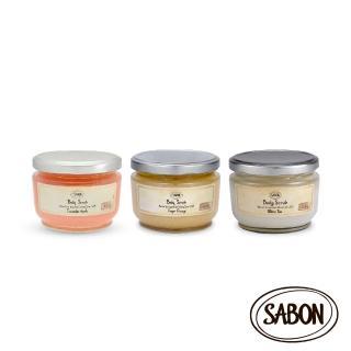 【SABON】身體磨砂膏320g(香味任選)