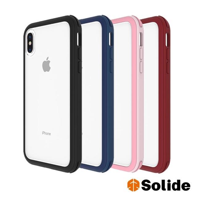 【SOLiDE】iPhone Xs Max 維納斯venus標準版軍規防摔殼手機殼