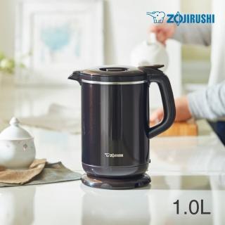 【ZOJIRUSHI 象印】1公升*微電腦快煮電氣壺(CK-AWF10)