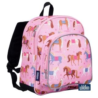 【美國Wildkin】幼兒後背包/寶寶書包(40708 凱莉小馬)