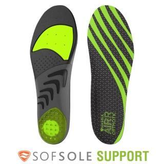 【美國 SOFSOLE】氣墊足弓支撐鞋墊 S1338(鞋墊 運動 緩衝 氣墊 支撐 足弓 SOFSOLE)