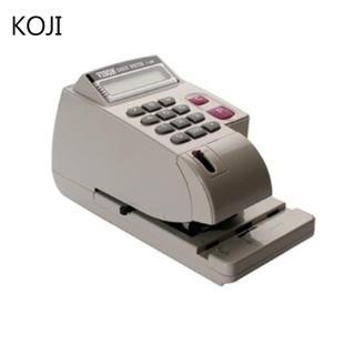 【KOJI】CH-288微電腦中文支票機(打印國字中文)