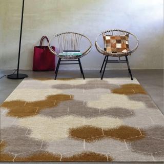 【Ambience】Metropolitan 現代地毯-蜂格(160x230cm)