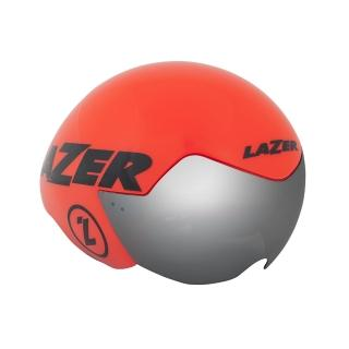 【LAZER】VICTOR三鐵/計時安全帽 橘