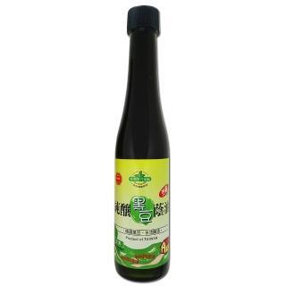 【味榮】純釀黑豆蔭油油膏(420ml)