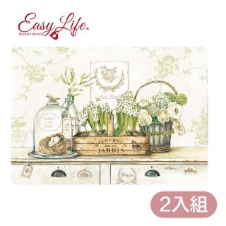 【Easy Life】義大利餐墊2入組-巴黎皇家(餐桌佈置)