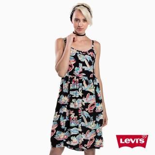 【LEVIS】連身洋裝 女裝 / 花紋印花
