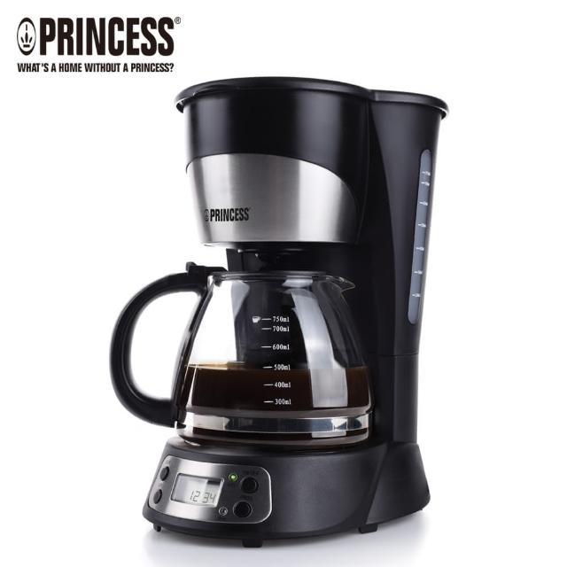 【PRINCESS 荷蘭公主】預約美式咖啡機(242123單機)