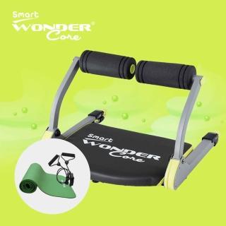 【日本熱銷 Wonder Core Smart】全能輕巧健身機-多色(三件組)