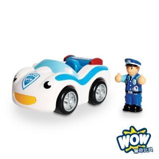 【WOW TOYS】警車 寇迪