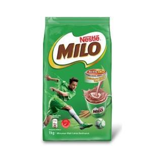 【MILO 美祿】巧克力飲品 1公斤(補充包)