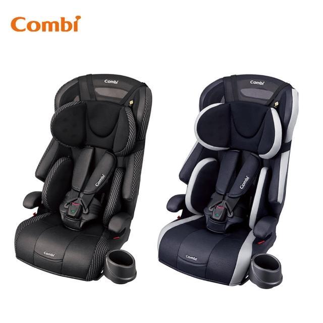 【Combi】Joytrip EG 汽車安全座椅(動感黑/跑格藍)