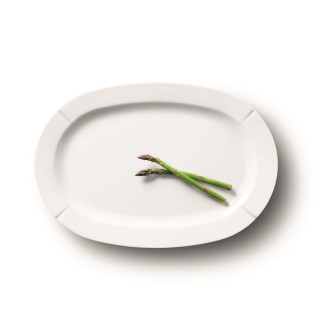 【北歐櫥窗】Rosendahl Grand Cru 白瓷服務盤