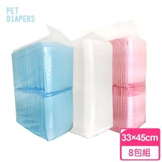 寵物專用業務用尿布(33 x 45cm 100入 8包/箱)