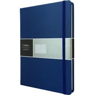 【Collins】Legacy系列-A5深藍 CL53N-02(橫線內頁)