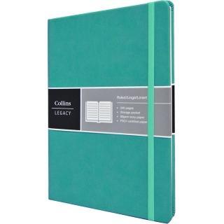 【Collins】Legacy系列-A5綠色 CL53N-11(橫線內頁)
