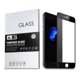 【IN7】APPLE iPhone 7/8 4.7吋 高透光 2.5D滿版鋼化玻璃保護貼(疏油疏水 鋼化膜)