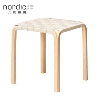 【北歐櫥窗】Artek Stool Y61 亞麻編織凳