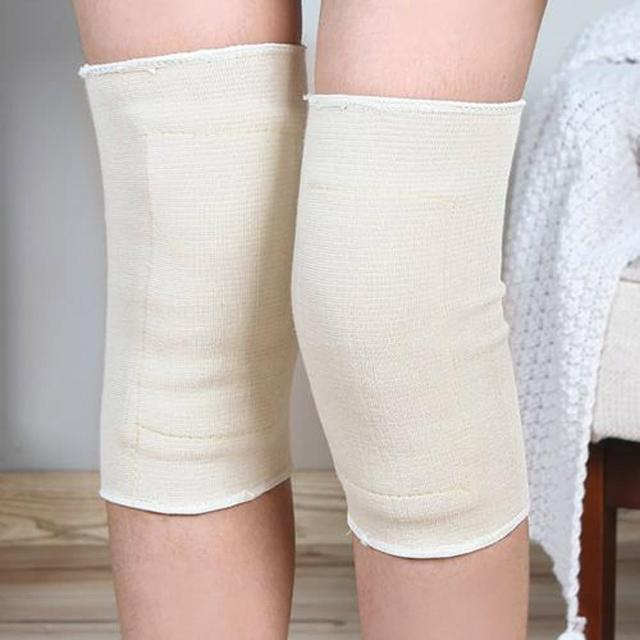 【iSFun】膝蓋保暖 秋冬防寒加絨彈性護膝套