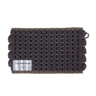 【北歐櫥窗】Hanna Korvela Duetto4 芬蘭織森地毯(300cmx200cm、深灰x灰)