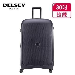 【DELSEY 法國大使】BELMONT PLUS-30吋旅行箱-鐵灰(00386183001)
