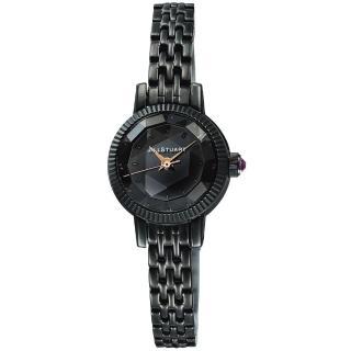 【JILL STUART】Gem Special系列典雅時尚錶款(黑 JISILDW003)