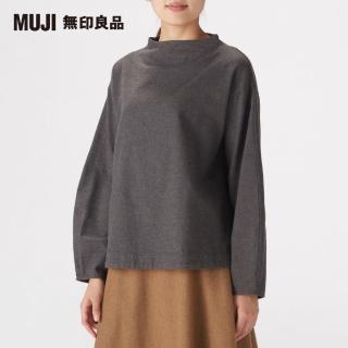 【MUJI 無印良品】女有機棉混氂牛毛套衫(共3色)