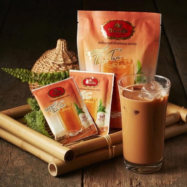 【泰國手標】三合一泰式奶茶(隨身包)
