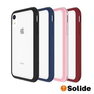【SOLiDE】維納斯VENUS iPhone XR 軍規防摔手機殼(iPhone XR)