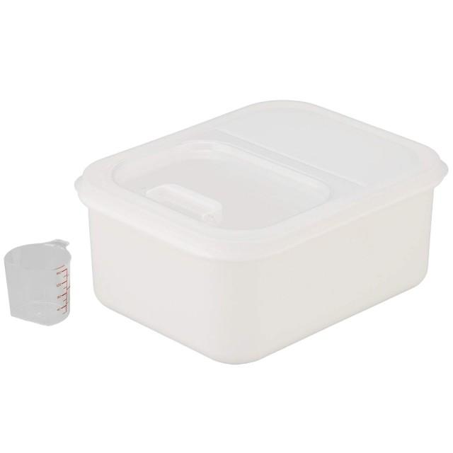 【日本 INOMATA】米桶收納箱(承重6kg)