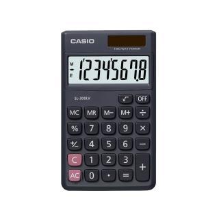 【CASIO 卡西歐】8位數國考型商用計算機(SL-300LV)