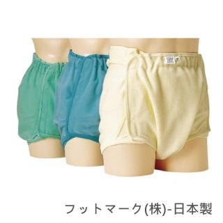 【感恩使者】成人用尿布褲 U0110- 尺寸L/藍色(穿紙尿褲後使用 加強防漏-日本製)
