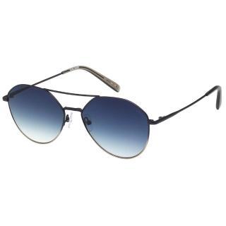 【VEDI VERO】飛官款 太陽眼鏡VE875(上黑下金)