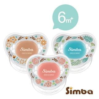 【Simba 小獅王辛巴】蘿蔓拇指安撫奶嘴(6個月以上)
