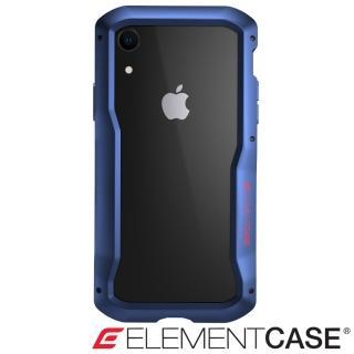 【美國 Element Case】iPhone XR VAPOR-S(高階金屬防摔殼 - 藍)
