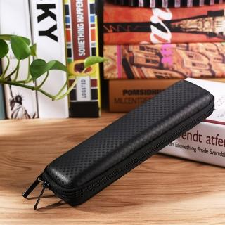 3D Air 簡約Apple Pencil拉鏈筆盒/收納盒(黑色)