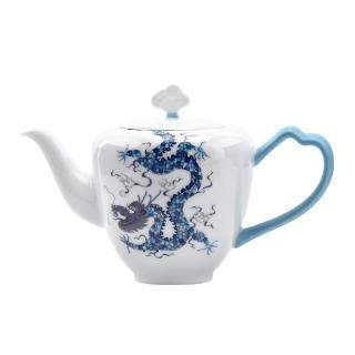 【TALES 神話言】世紀龍顏-中式正把茶壺-單品(文創 禮品 禮物 收藏)