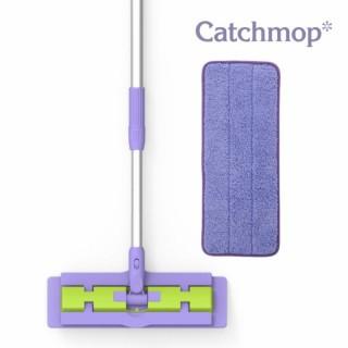 【Catchmop】多用途神奇拖把組合(限時搶購)