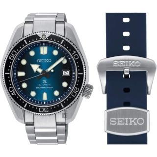 【SEIKO 精工】Prospex SCUBA 200米潛水特別版機械套錶(6R15-04G0B  SPB083J1)