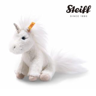 【STEIFF德國金耳釦泰迪熊】獨角獸 Unica unicorn(動物王國_黃標)