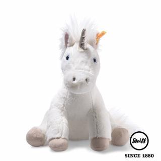 【STEIFF德國金耳釦泰迪熊】獨角獸 Unica unicorn(動物王國)