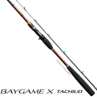 【SHIMANO】BAYGAME X TACHIUO 82 H190 船竿