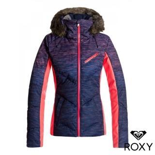 【ROXY】SNOWSTORM PRINTED JK(專業滑雪外套)