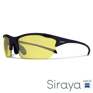 【Siraya】『專業運動』運動太陽眼鏡 黃色鏡片 德國蔡司 ALPHA
