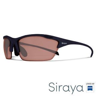 【Siraya】『專業運動』運動太陽眼鏡 紅色鏡片 德國蔡司ALPHA